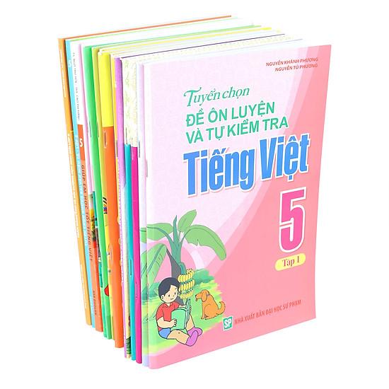 Combo Sách Tham Khảo Lớp 5 (Trọn Bộ 16 Cuốn)