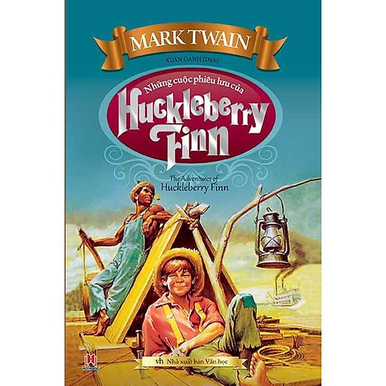[Download Sách] Những Cuộc Phiêu Lưu Của Huckleberry Finn (Huy Hoàng)