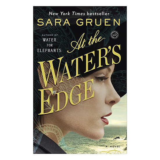 [Download Sách] At The Water'S Edge