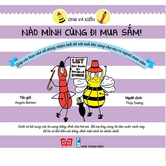Ong Và Kiến – Nào Mình Cùng Đi Mua Sắm!