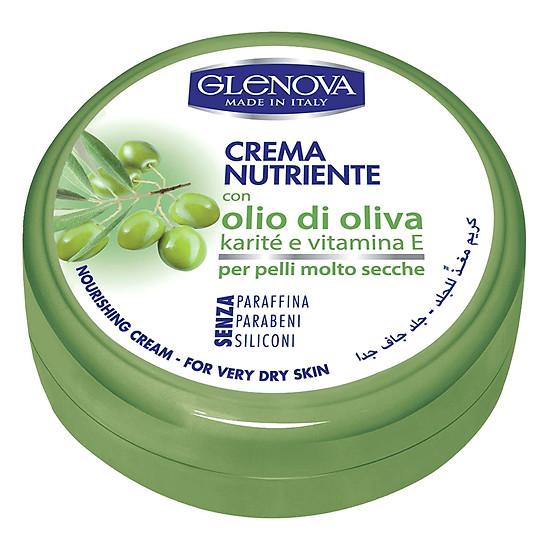 So sánh giá Kem Dưỡng Da Toàn Thân Dầu Olive, Shea Butter, Vitamin E Cho Da Rất Khô Glenova LA-CO-GLE20767 (120ml) Tại LOAM VN