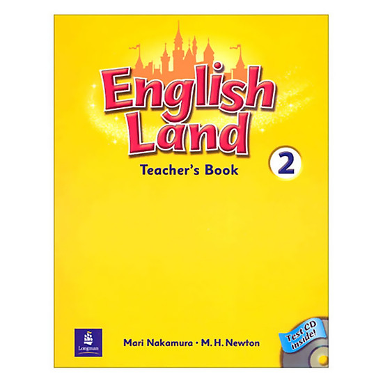 [Download Sách] English Land 2: Teacher's Book