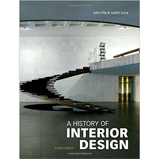[Download Sách] A History Of Interior Design