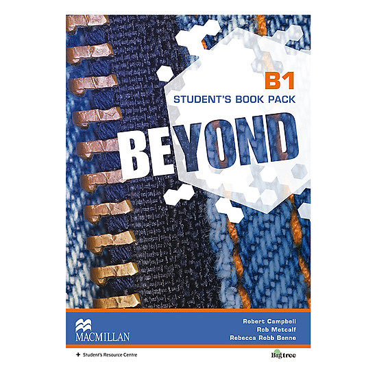 [Download Sách] Beyond B1 Student's Book Pack