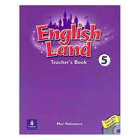 English Land 5: Teacher's Book