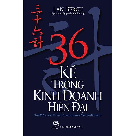 [Download sách] 36 Kế Trong Kinh Doanh Hiện Đại