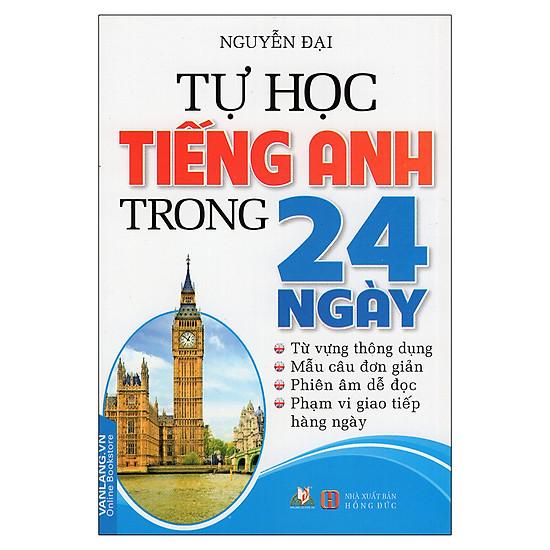 Tự Học Tiếng Anh Trong 24 Ngày