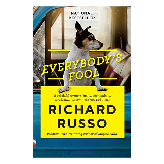 [Download Sách] Everybody's Fool