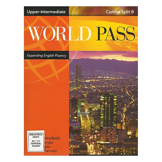 [Download Sách] World Pass Upper-Inter: Combo Split A (Student's Book And Workbook)