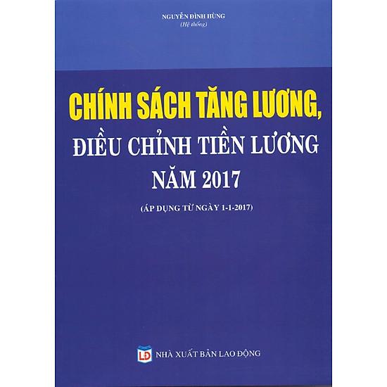 Chính Sách Tăng Lương 2017