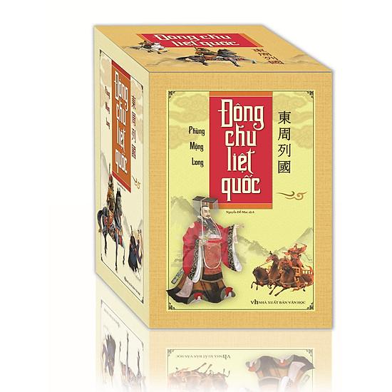 Combo Đông Chu Liệt Quốc (Trọn Bộ 3 Tập)