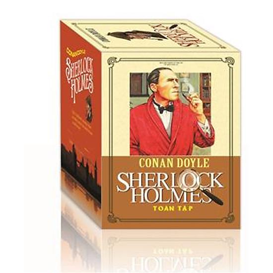 [Download Sách] Sherlock Holmes (Trọn Bộ 3 Tập) - Bìa Mềm
