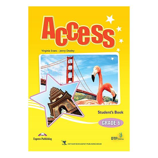 [Download Sách] Access Grade 6 Class CDs