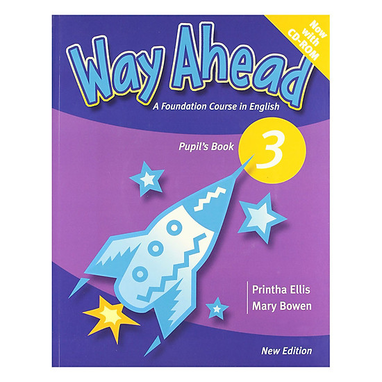 [Download Sách] Way Ahead 3: Pupil Book with CD-Rom