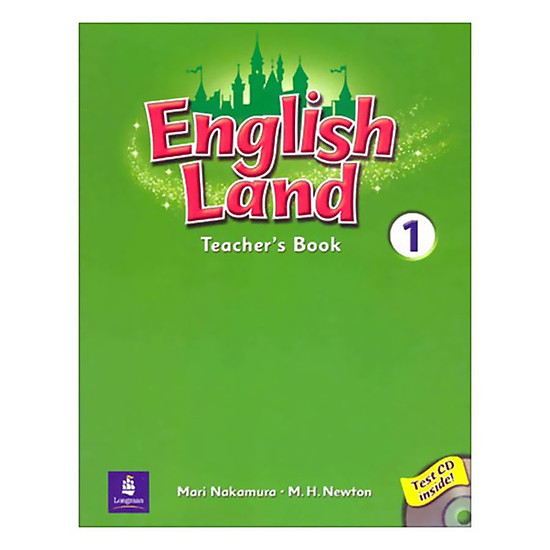 English Land 1: Teacher's Book