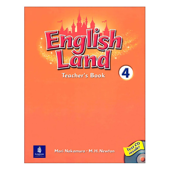 [Download Sách] English Land 4: Teacher's Book