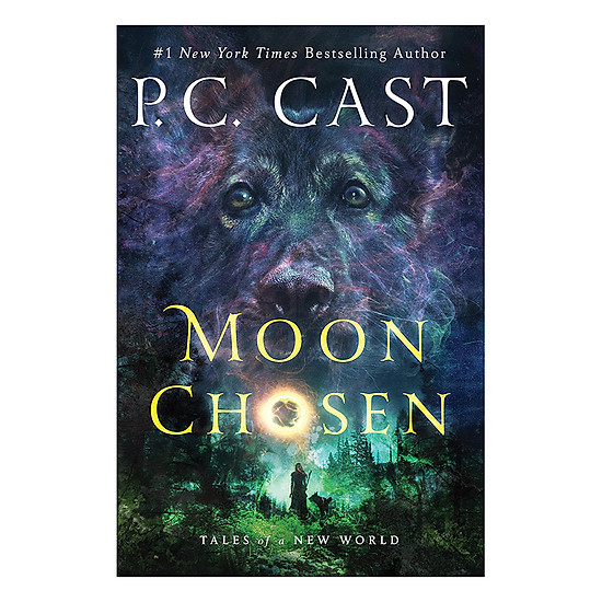 [Download sách] Moon Chosen: Tales Of A New World