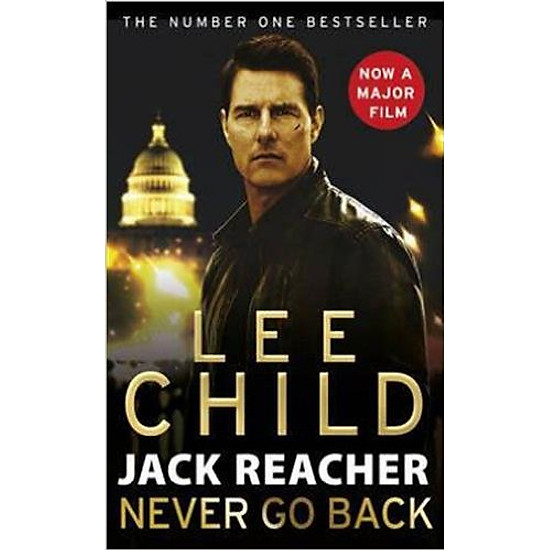 Jack Reacher: Never Go Back – Paperback