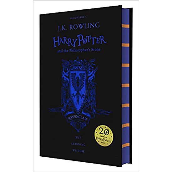 Harry Potter And The Philosopher's Stone – Ravenclaw Edition - HC