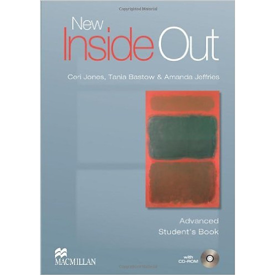 [Download sách] New Inside Out Adv: Student Book With CD-Rom - Paperback