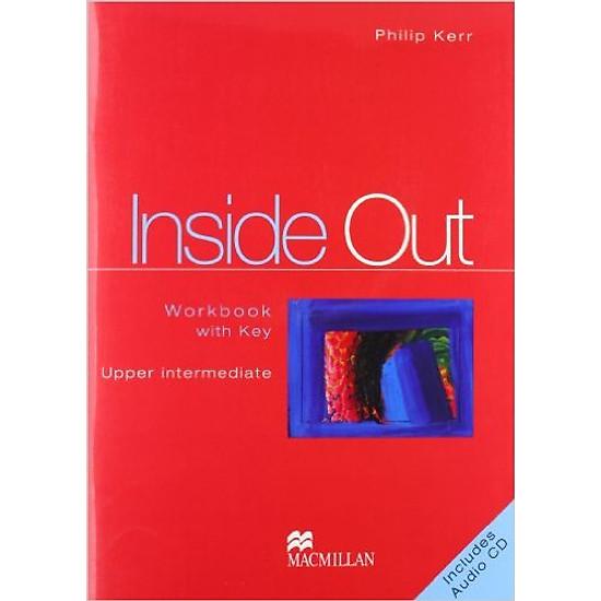 Inside Out Upper-Inter: Workbook - Paperback
