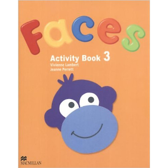 [Download Sách] Faces 3: Activity Book - Paperback