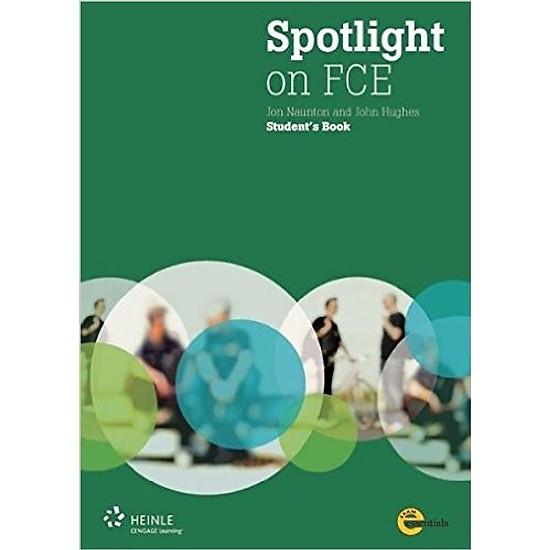 Spotlight On FCE: Student Book With My FCE Online – Paperback