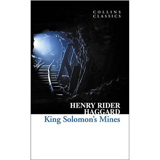 King Solomon's Mines – Paperback