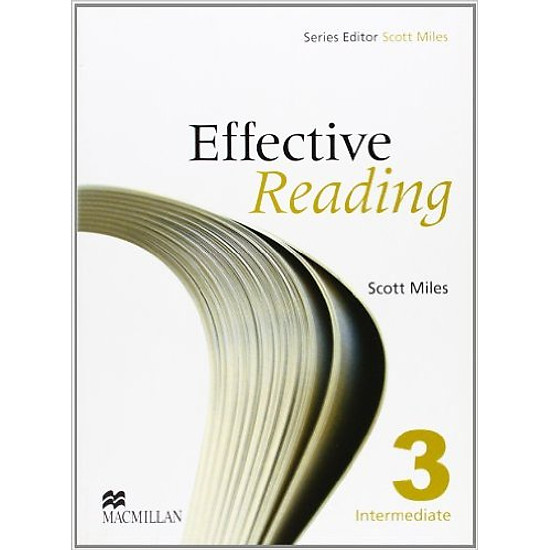 Download sách Effective Reading Inter: Student Book - Paperback