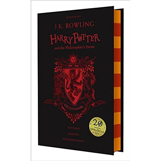 Harry Potter And The Philosopher's Stone – Gryffindor Edition - HC