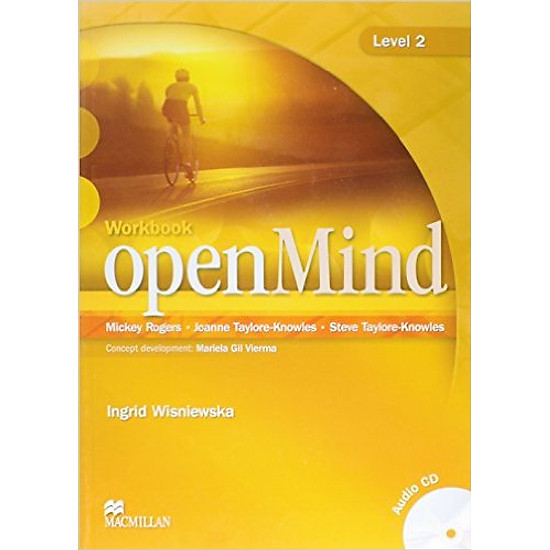 OpenMind 2: Workbook With CD – Paperback