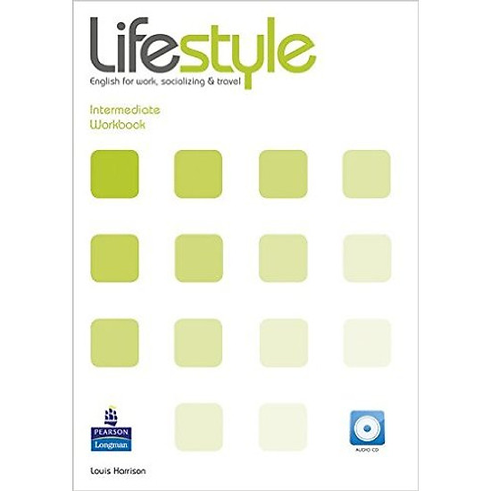 Lifestyle Inter: Workbook With Audio CD – Paperback