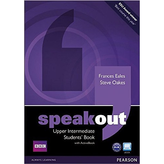 Speakout Upper-Inter: Student Book & DVD / Active Book - Paperback