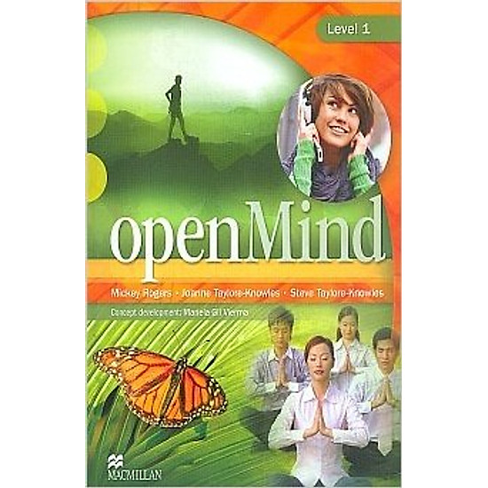 OpenMind 1: Student Book – Paperback