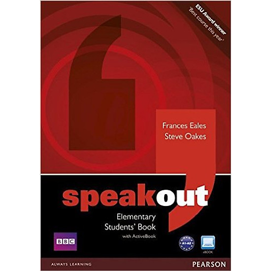 Speakout Ele: Student Book With DVD & Active Book