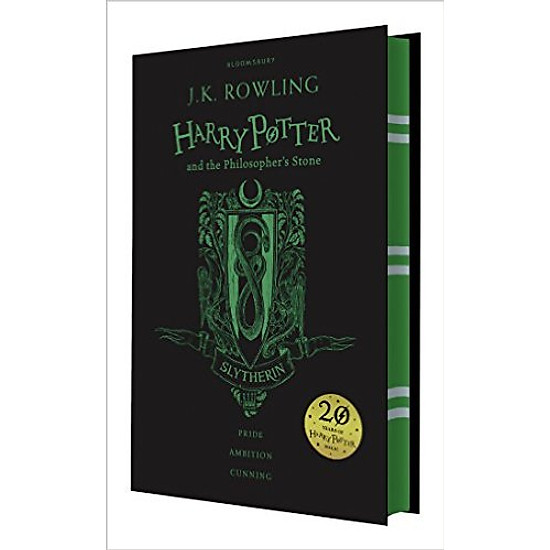 Harry Potter And The Philosopher's Stone – Slytherin Edition - HC