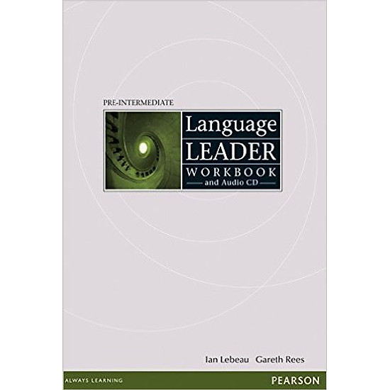 Language Leader Pre-Inter: Workbook With Audio CD (No Key)