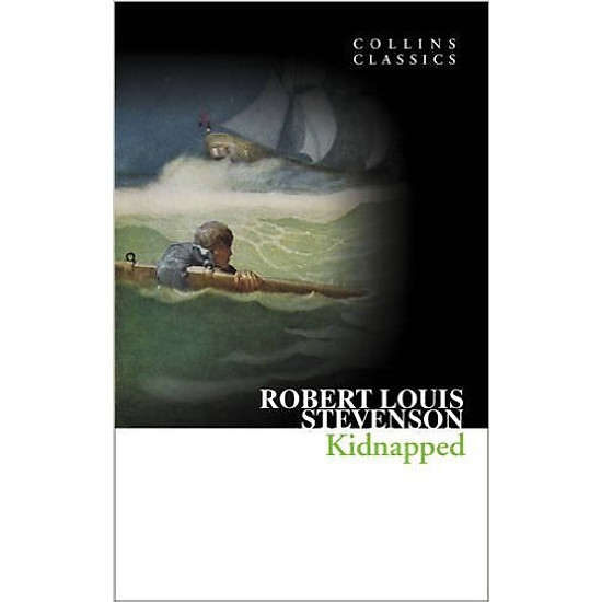 Kidnapped – Paperback
