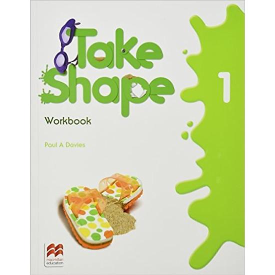 Take Shape 1: Workbook – Paperback