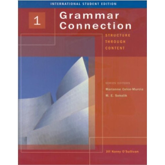 Grammar Connection 1: (ISE) Student Book – Hardcover