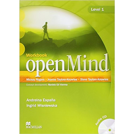 OpenMind 1: Workbook With CD – Paperback