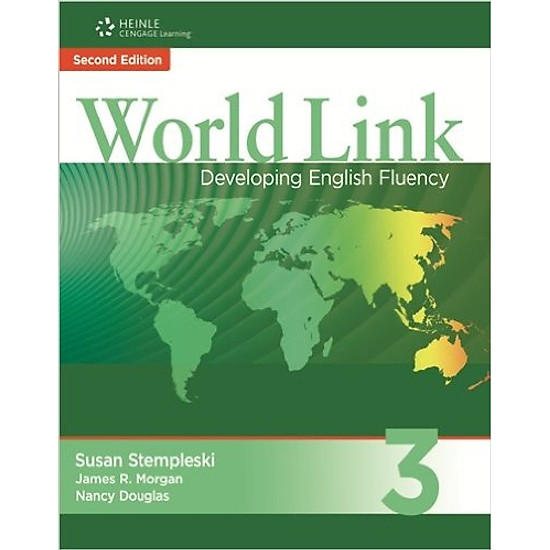 World Link (2 Ed.) 3: Student Book Without CD – Paperback
