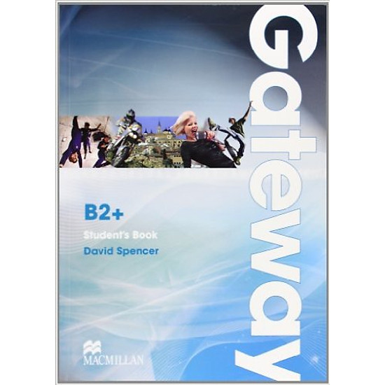 Gateway B2+: Student Book without Webcode – Paperback