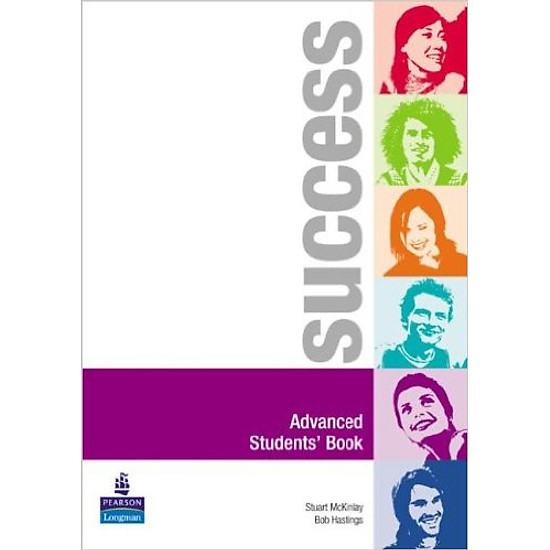Success Adv: Student Book With CD – Paperback