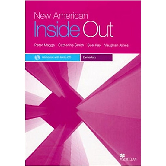 New American Inside Out Ele: Workbook With Audio CD – Paperback