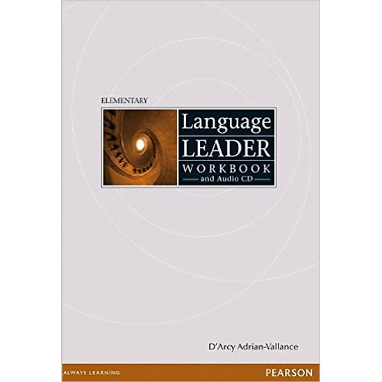 Language Leader Ele: Workbook With Audio CD (No Key)