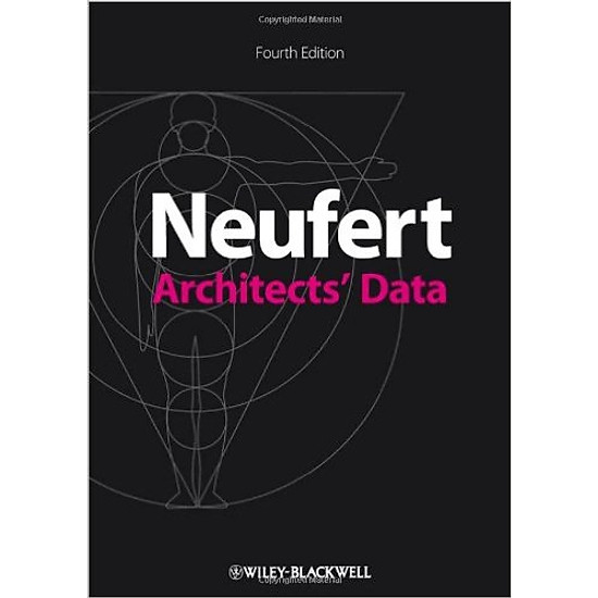 Neufert Architects′ Data – Paperback