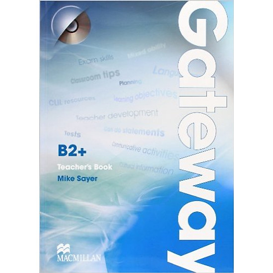 Gateway B2+: Teacher Book With Test CD- Hardcover