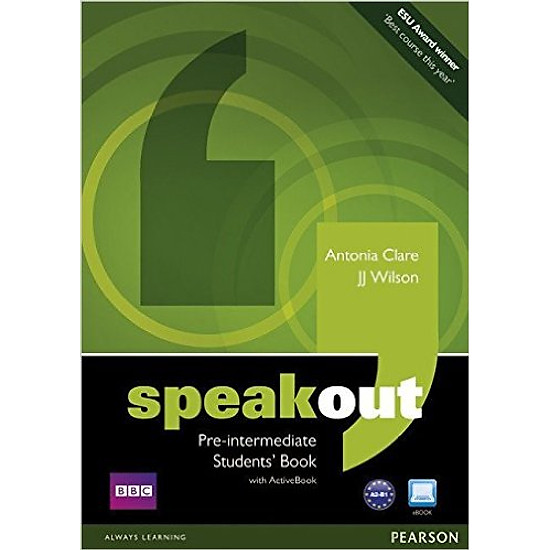 Speakout Pre-Inter: Student Book With DVD & Active Book - Paperback