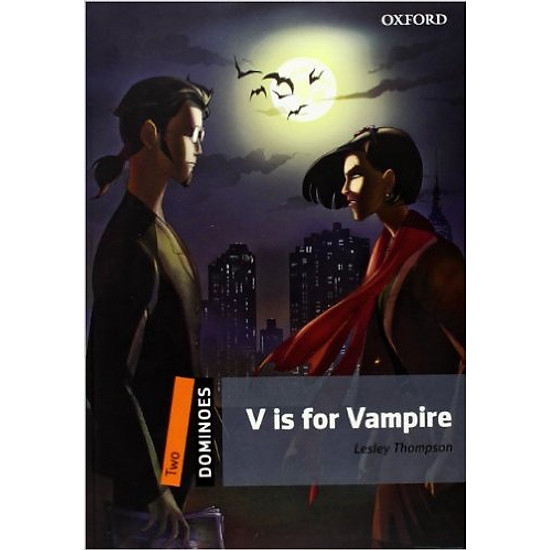 Dominoes 2: V is For Vampire MultiROM Pack – Paperback